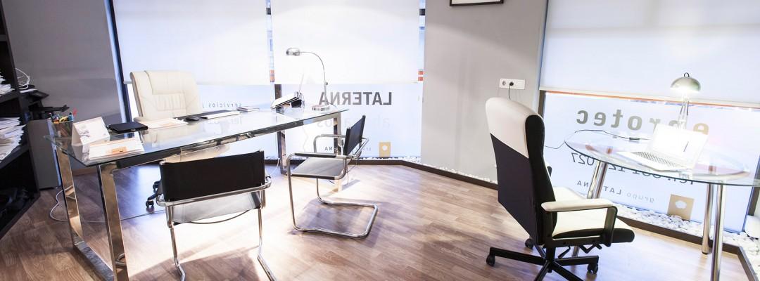 Despacho en nuestras oficinas