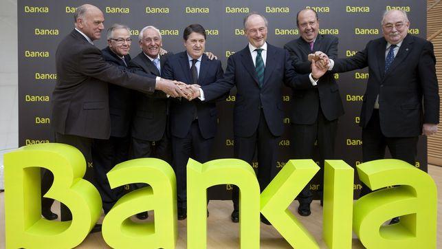 Reclamaciones acciones bankia