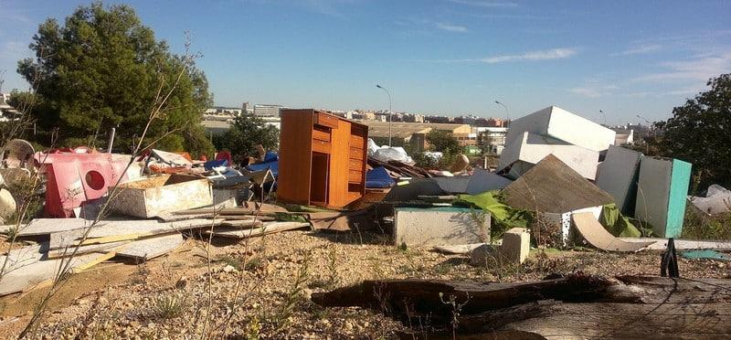 delitos de urbanismo y medio ambiente