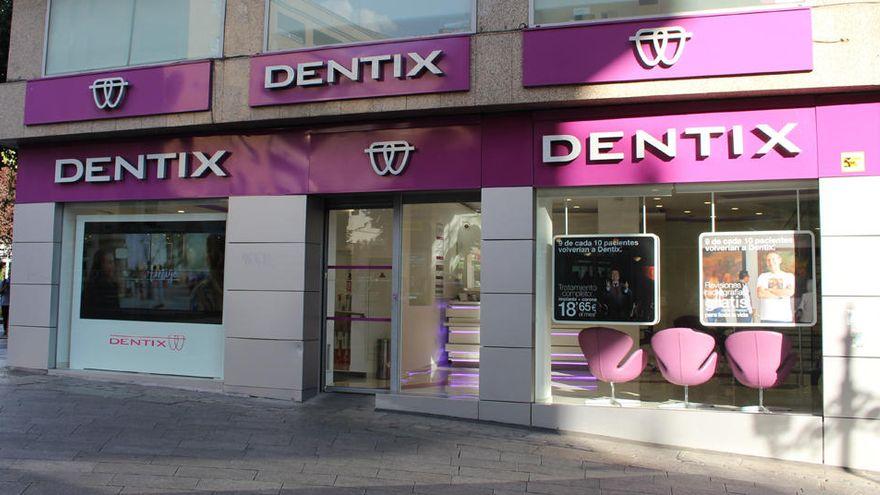 reclamación clinica dentix